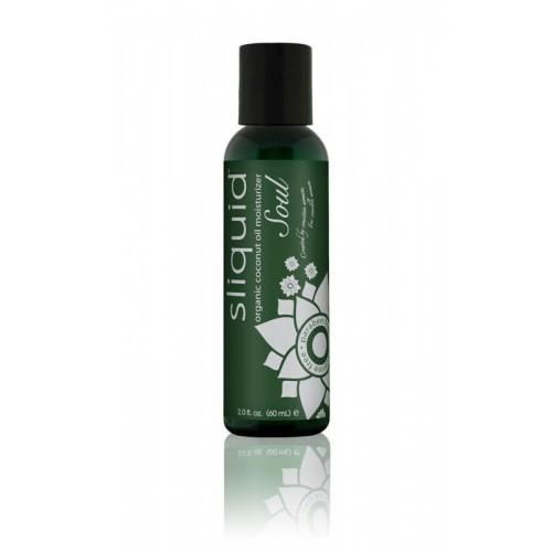 Sliquid Soul Organic Coconut Oil Moisturiser 1